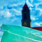 Keine Gottesdienste mehr ohne Mundschutz. Coronazeit an der Pauluskirche in Darmstadt